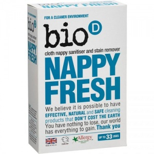 Nappy Fresh, dodatek do prania pieluch, 500 g - Bio-D