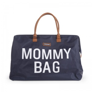 Torba podróżna Mommy Bag, granatowa - Childhome